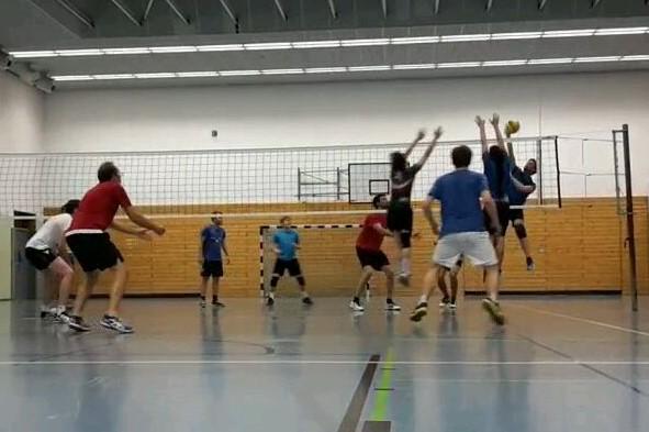 20160703 Saisonvorbereitung sv salamander kornwestheim volleyball ludwigsburg stuttgart