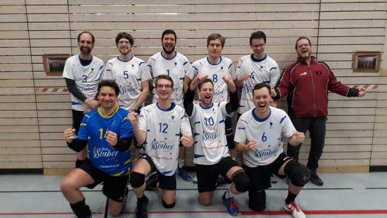 SVK Volleyball Herren2