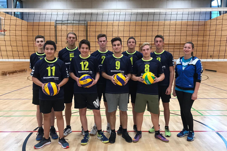 U17 2018 SV Salamander Kornwestheim Volleyball