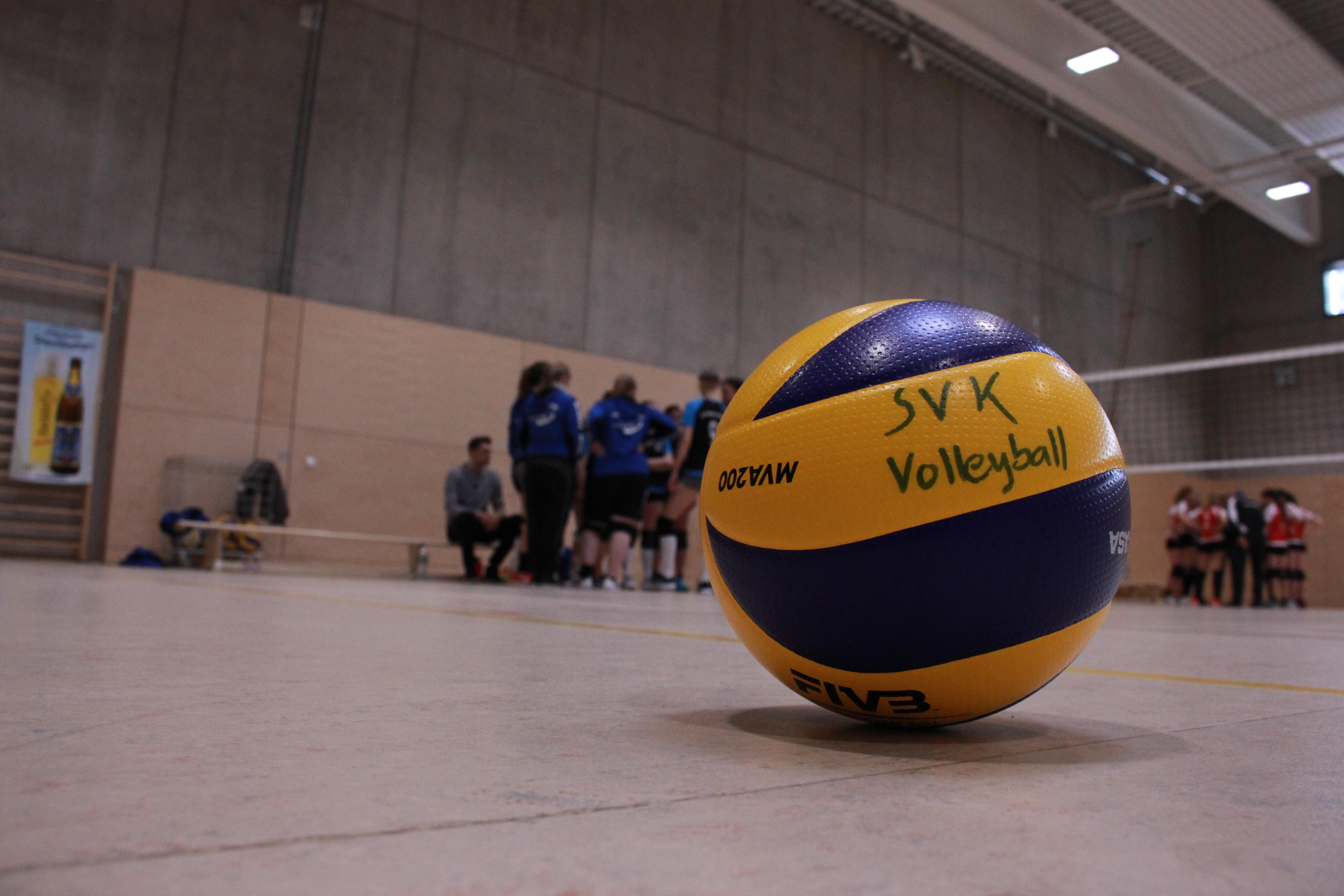 20180303 Damen2 erreichen Relegation SV Salamander Kornwestheim Volleyball