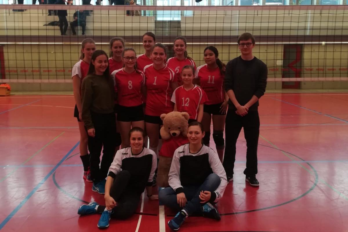 U 18 Meisterschaft 2019 SV Salamander Kornwestheim Volleyball