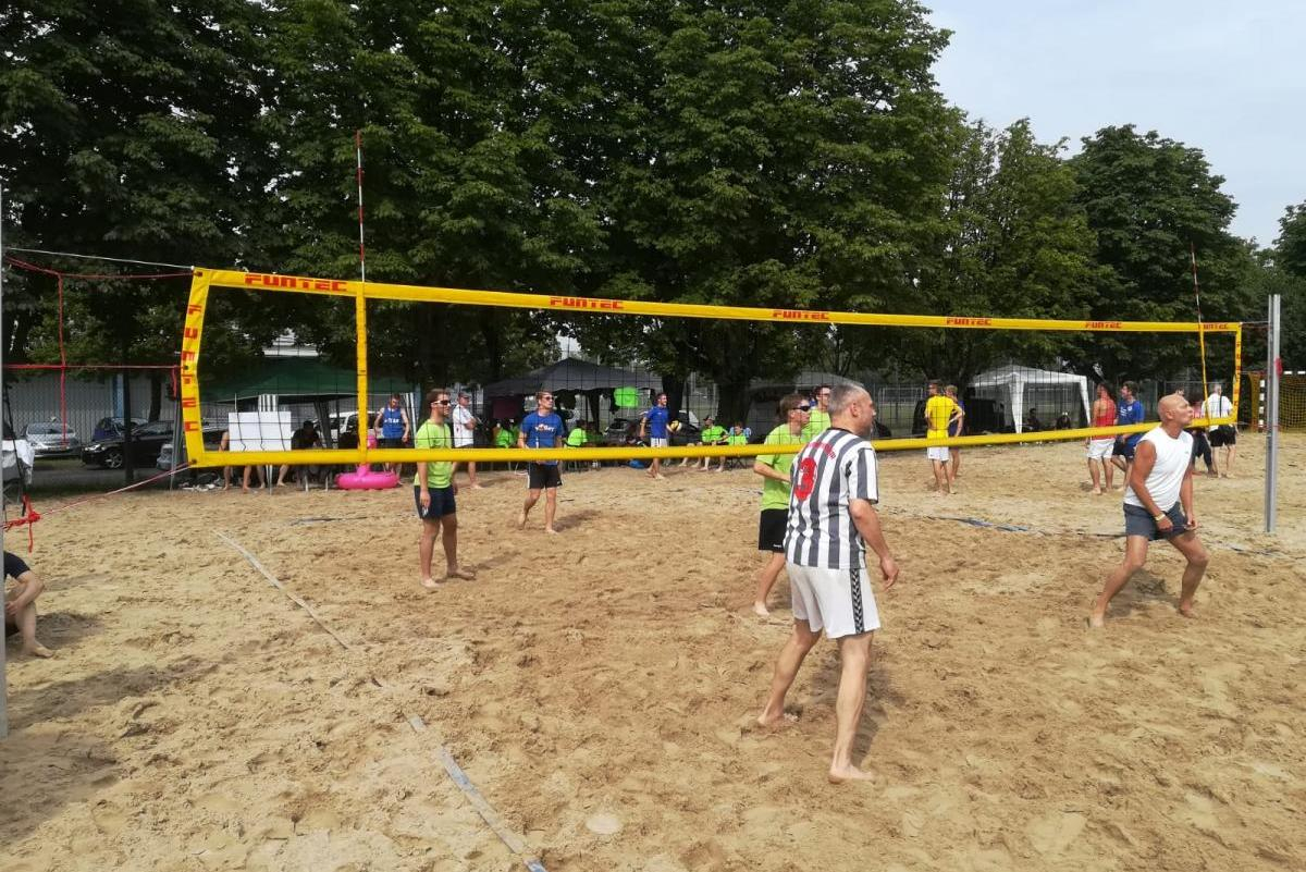 Beachtriathlon 2018 Beginner SV Salamander Kornwestheim Volleyball