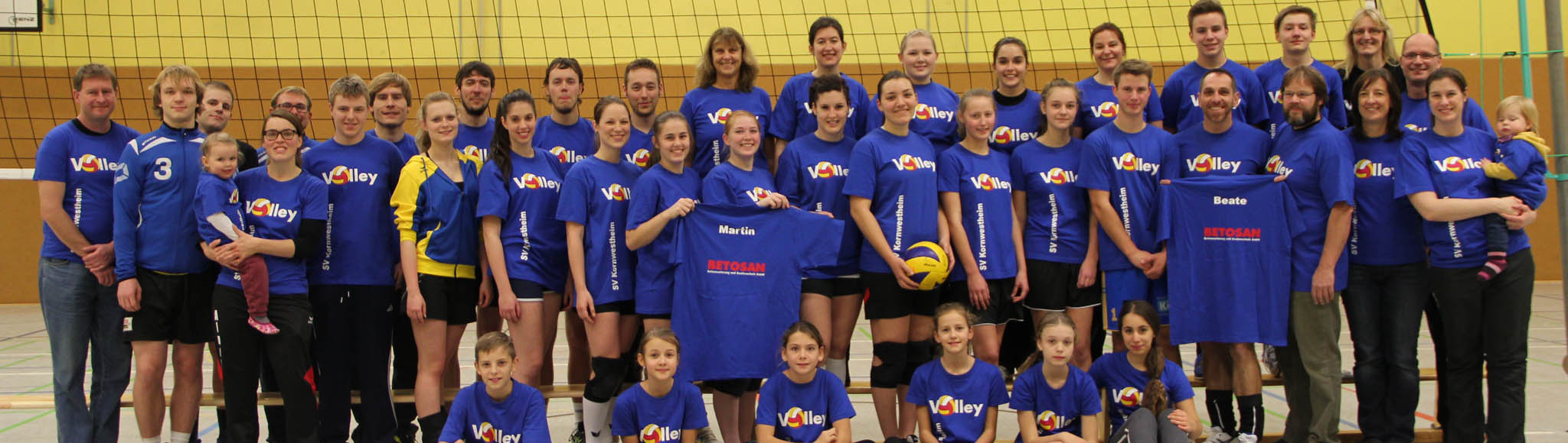SVK Volleyball Ueber uns